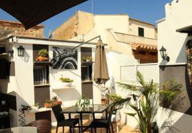 Toni Revilo Außengemälde Fassaden, Mallorca