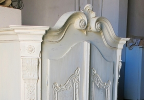 Mallorca paintings. Restoration and decoration of antique furniture